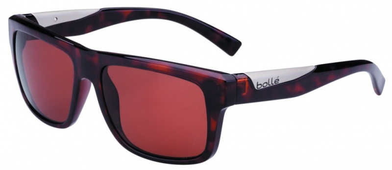 Bolle Eyewear Clint Shiny Tort with Polarised A-14 Lenses