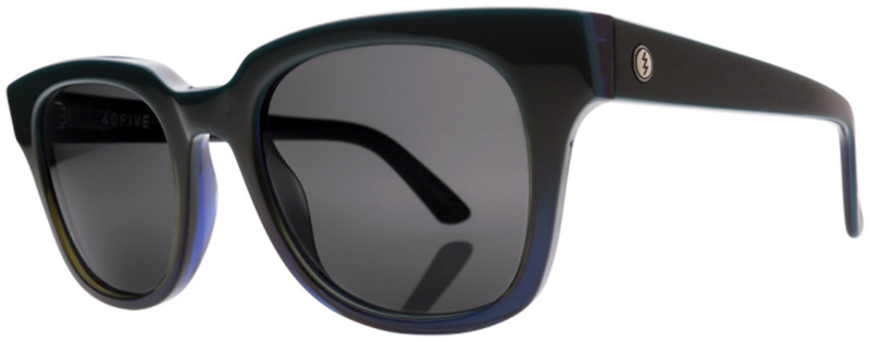 Electric 40Five Sunglasses Dark Seas with CR39 Melanin Grey