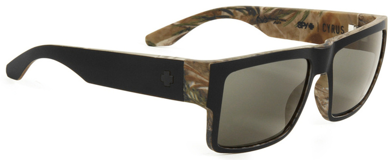 Spy Sunglasses Cyrus Decoy Happy Grey Green