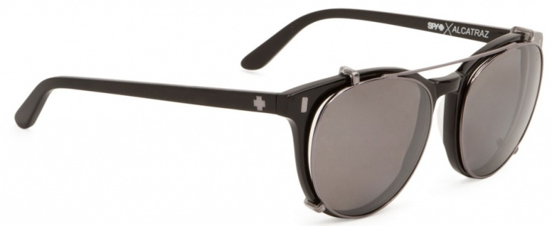 Spy Sunglasses Alcatraz Black Happy Bronze Polarised