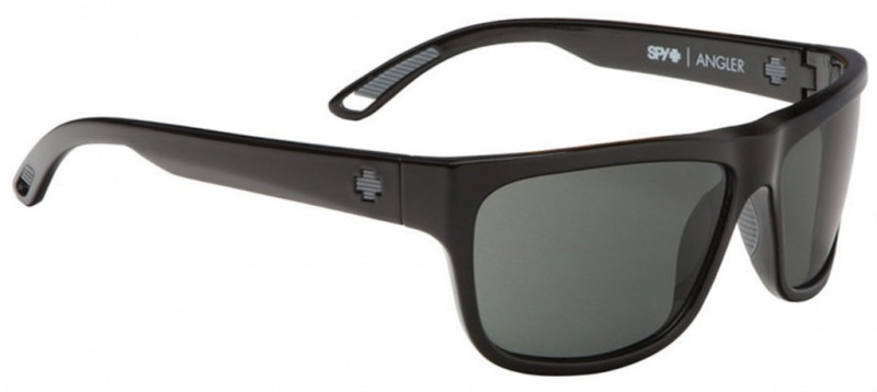 Spy Sunglasses Angler Happy Grey Green