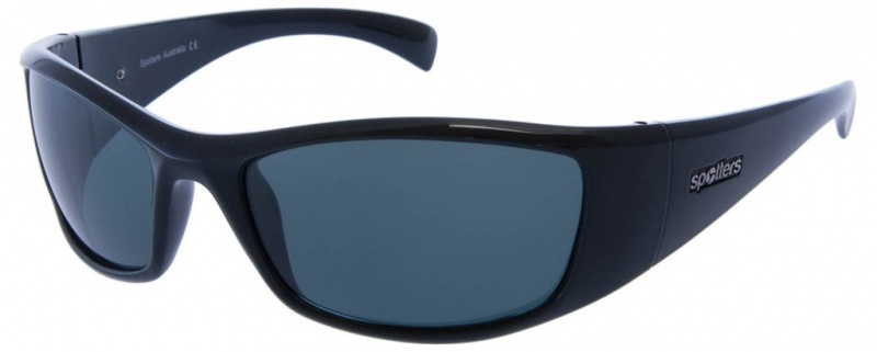 Spotters Artic + Sunnies Gloss Black, CR Grey