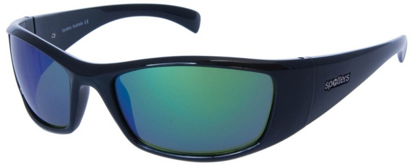 Spotters Artic Plus Sunglasses Gloss Black, Nexus