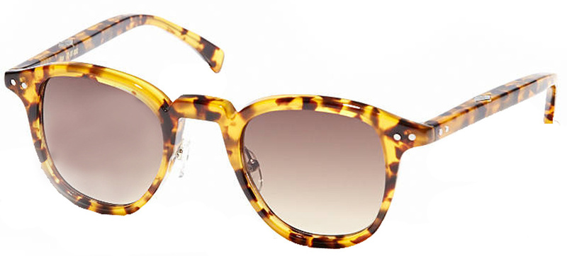 AM Eyewear Old School Tort