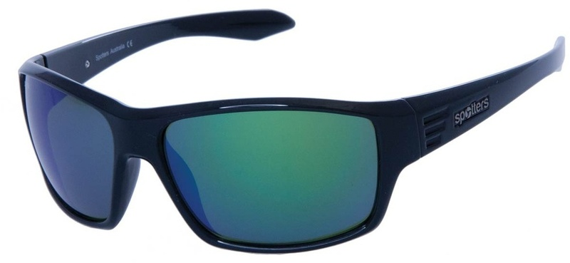 Spotters Sunglasses Blaze, Black Nexus