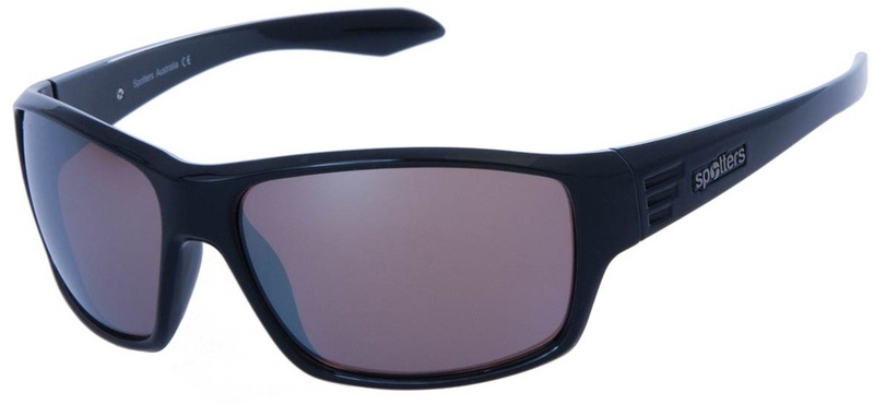 Spotters Sunglasses Blaze, Black Platinum