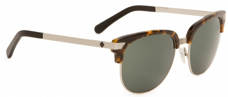 Spy Sunnies Bleecker 1956 Happy Grey Green