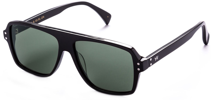 AM Eyewear Bobby B Black