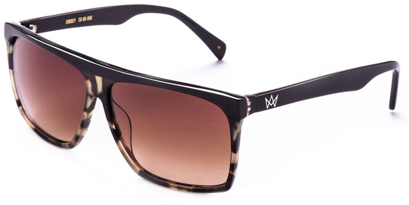 AM Eyewear Cobsey Black Demi