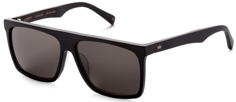 AM Eyewear Cobsey Black