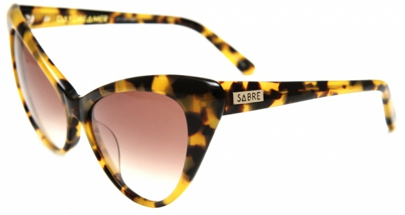 Sabre Daydreamer Camel Tortoise with Bronze Gradient Lenses