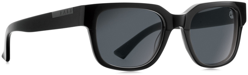 Raen Eyewear Garwood Matte Black with Smoke Lenses