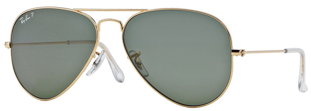 Arista/Green Glass Polarised Lenses 58 Eye Size