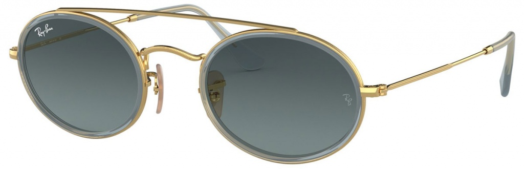 Gold/Blue Gradient Lenses
