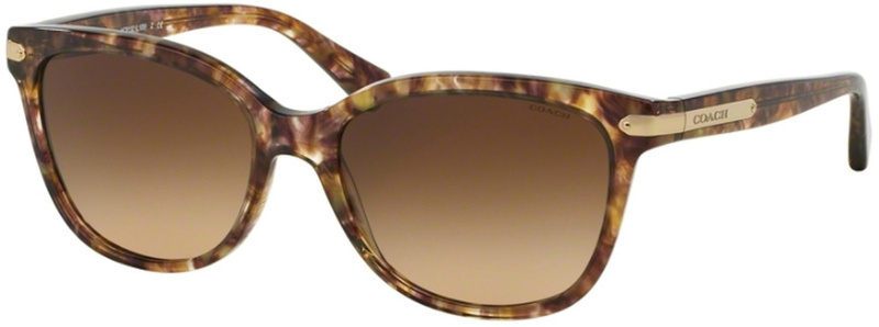 Light Tort/Brown Gradient Lenses