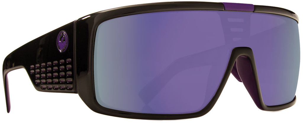 Dragon Eyewear  DOMO  7202210 Matte Purple/Purple Ionised  17DOXI