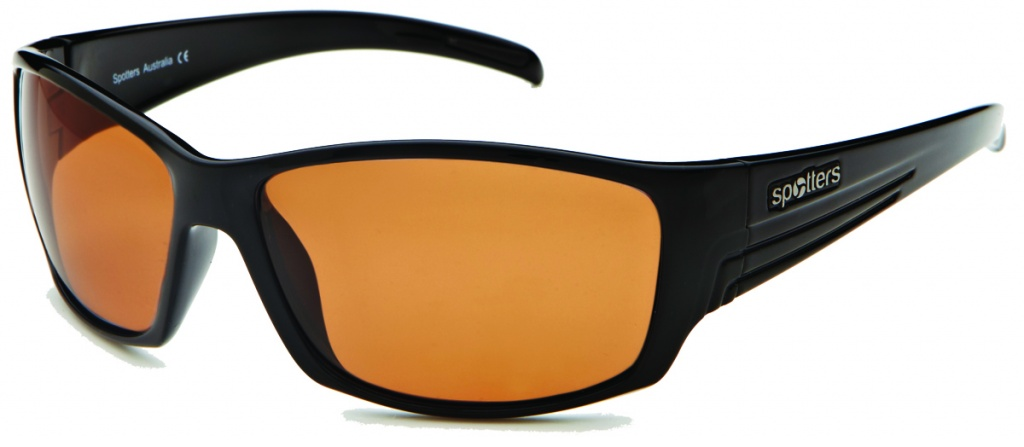 2134051b89 Fury. Gloss Black Copper Penetrator Glass Polarised Lenses