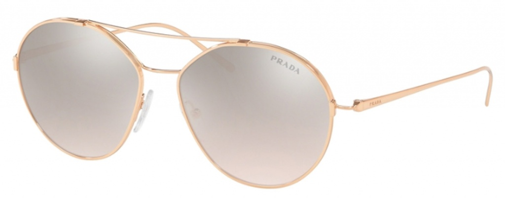 f00b60d5f14 PR 56US. Pink Gold Brown Silver Mirror Lenses