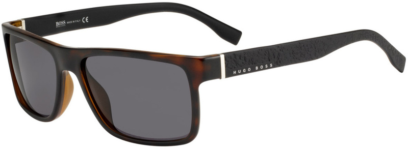 Boss By Hugo Boss 0919/S Havana Black, Brown Grey Lenses