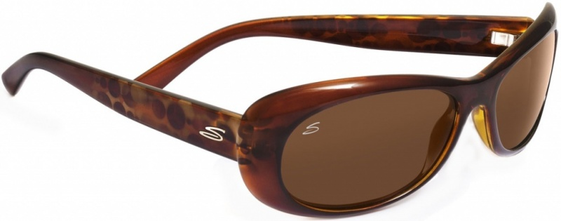 Serengeti Eyewear Bella Bubble Tort with Drivers Polarised Lenses