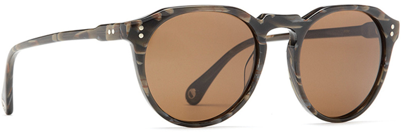Raen Sunglasses Remmy Alder with Brown Lenses