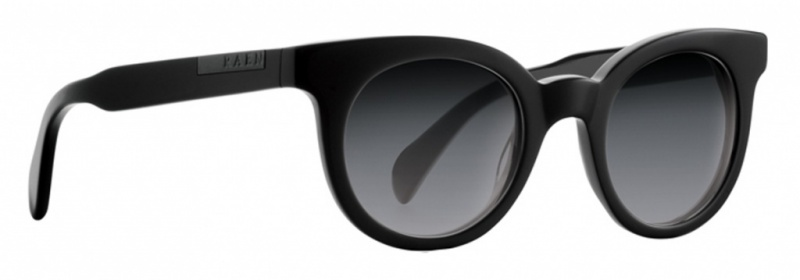 Raen Sunglasses Arkin Black with Smoke Lenses