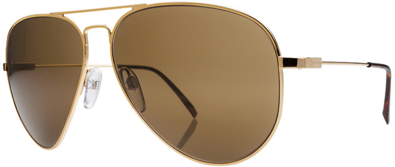 Electric Eyewear AV1 Large Gold with Bronze Lenses