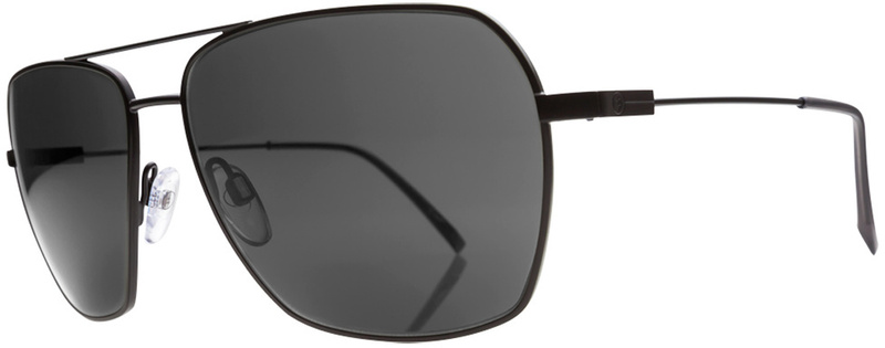 Electric AV2 Sunglasses Black with Grey Lenses