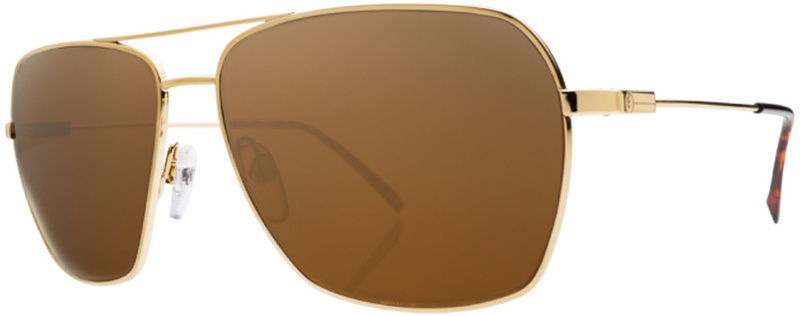 Electric Sunglasses AV2 Gold with Bronze Lenses