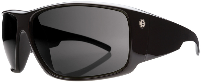 Electric Sunglasses Backbone Gloss Black, Grey Polarised