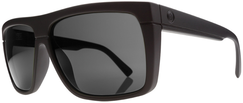 Electric Eyewear BlackTop Matte Black with CR39 Melanin Grey Polarised