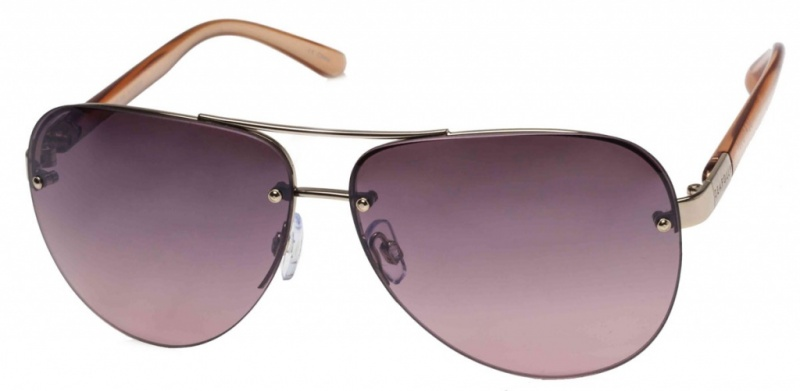 Seafolly Sunnies Caribbean Gold Rose Gold