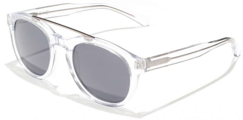 Epokhe Anteka Clear Crystal Gloss with Grey Lenses