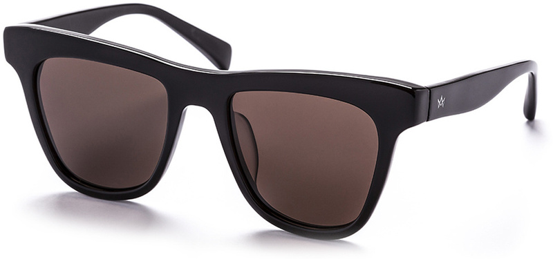 AM Eyewear Sunglasses Ivana Black