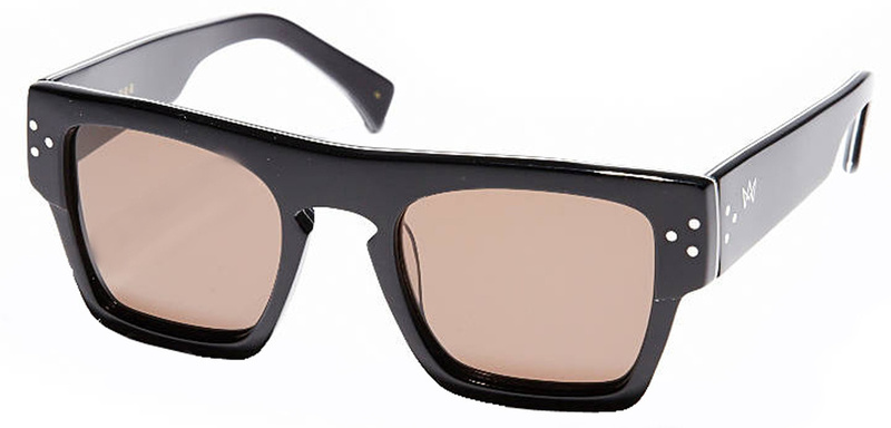 AM Eyewear JJ Gordon Black