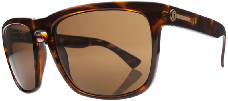 Electric Knoxville XL Tortoise Shell, Bronze Polarised Sunglasses