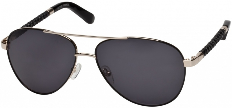 Sass and Bide La Paz Gold with Smoke Mono Lenses