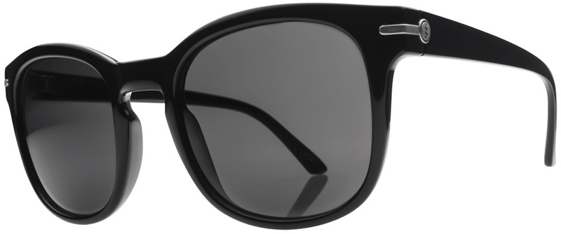Electric Sunglasses Rip Rock Gloss Black with Grey Lenses