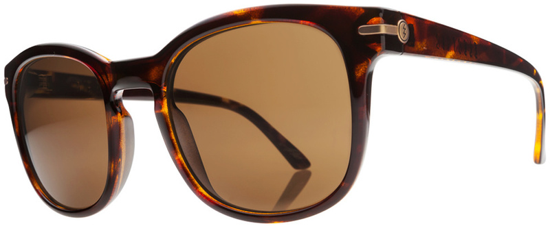 Electric Sunnies Rip Rock Tortoise Shell with Bronze Lenses