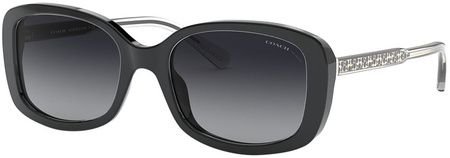 Black/Grey Gradient Polarised Lenses