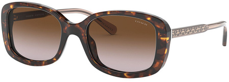 Dark Tort/Brown Gradient Lenses