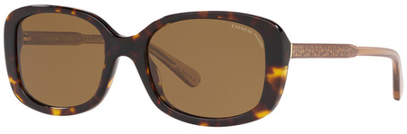 Dark Tort/Brown Polarised Lenses
