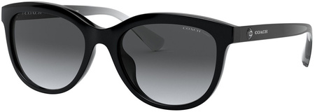 Black/Dark Grey Gradient Polarised Lenses