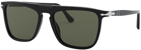 Black/Green Polarised Lenses