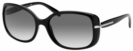 Prada PR08OS Black with Grey Gradient Lenses