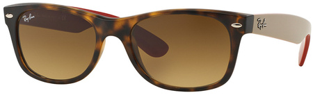 Ray Ban 2132 Sunglasses Mt Havana, Brown Gradient G15 Glass