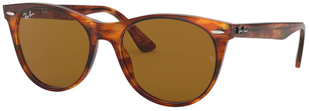 Striped Havana/Brown Lenses 55 Eye Size