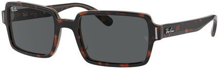 Havana on Transparent Brown/Dark Grey Glass Lenses