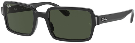 Black/Green Glass Lenses