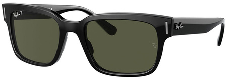 Black/Green Glass Polarised Lenses